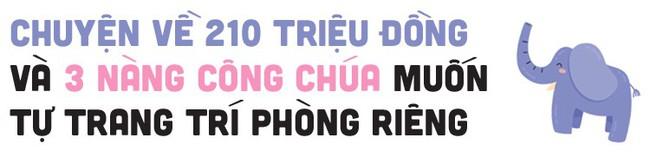 Hot mom Sài Gòn mạnh tay chi 210 triệu để 3 con gái tự trang trí phòng theo ý mình, lý do bí mật phía sau rất bất ngờ - Ảnh 2.