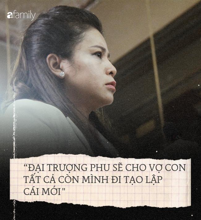 Đau đáu những câu hỏi chồng của bà Lê Hoàng Diệp Thảo trong phiên tòa ly hôn nghìn tỷ - Ảnh 4.