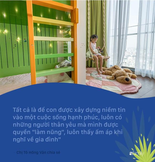 Hot mom Sài Gòn mạnh tay chi 210 triệu để 3 con gái tự trang trí phòng theo ý mình, lý do bí mật phía sau rất bất ngờ - Ảnh 11.