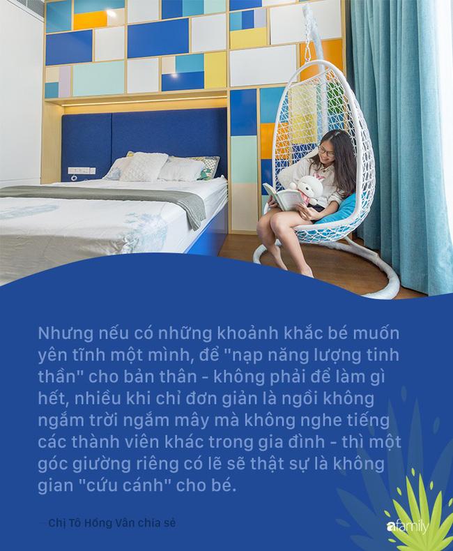 Hot mom Sài Gòn mạnh tay chi 210 triệu để 3 con gái tự trang trí phòng theo ý mình, lý do bí mật phía sau rất bất ngờ - Ảnh 12.