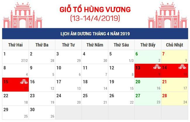Giỗ tổ Hùng Vương và lễ 30/4 - 1/5, học sinh TP.HCM chỉ được nghỉ 6 ngày so với lịch nghỉ 8 ngày từ trước - Ảnh 2.