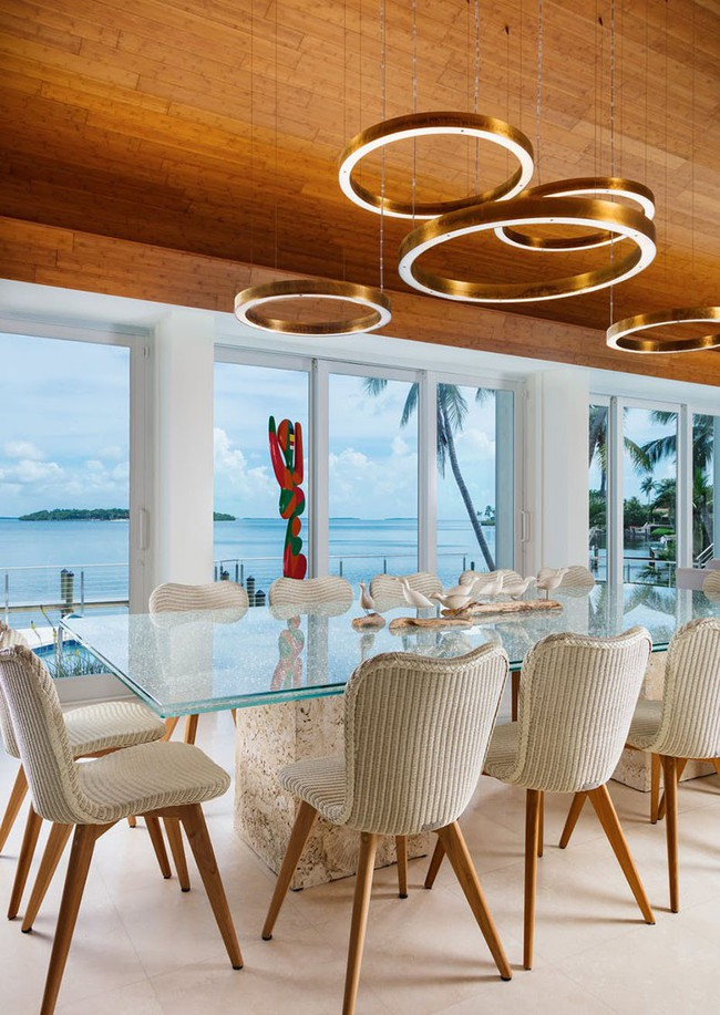 Mách bạn chỉ với một bí kíp thôi cũng đủ khiến căn phòng ăn gia đình đẹp hớp hồn - Ảnh 3.