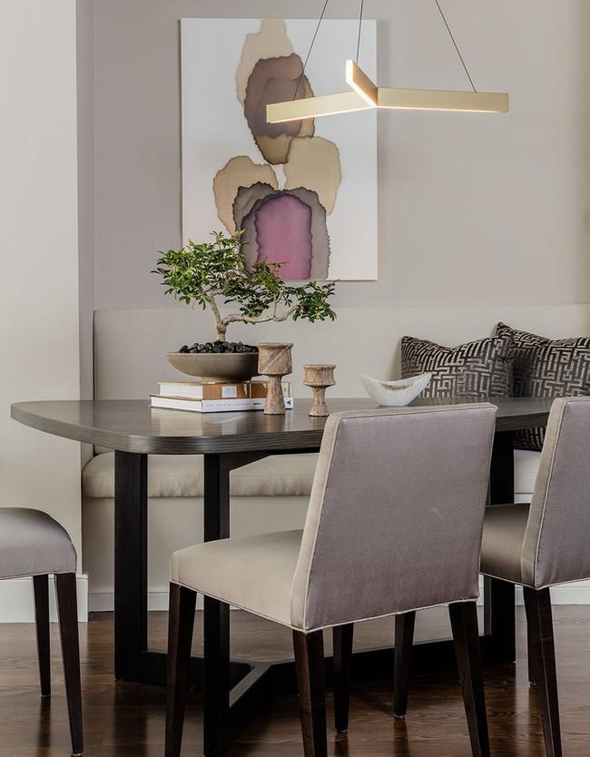 Mách bạn chỉ với một bí kíp thôi cũng đủ khiến căn phòng ăn gia đình đẹp hớp hồn - Ảnh 5.