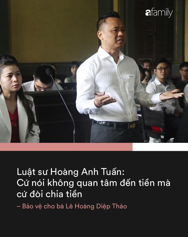 Dấu ấn những luật sư sát cánh bên Đặng Lê Nguyên Vũ và Lê Hoàng Diệp Thảo trong vụ ly hôn nghìn tỷ - họ là ai? - Ảnh 10.