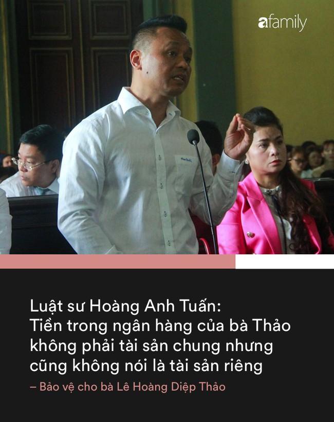 Dấu ấn những luật sư sát cánh bên Đặng Lê Nguyên Vũ và Lê Hoàng Diệp Thảo trong vụ ly hôn nghìn tỷ - họ là ai? - Ảnh 9.