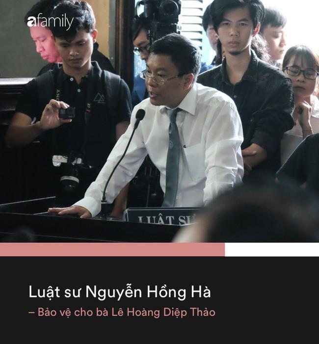 Dấu ấn những luật sư sát cánh bên Đặng Lê Nguyên Vũ và Lê Hoàng Diệp Thảo trong vụ ly hôn nghìn tỷ - họ là ai? - Ảnh 11.