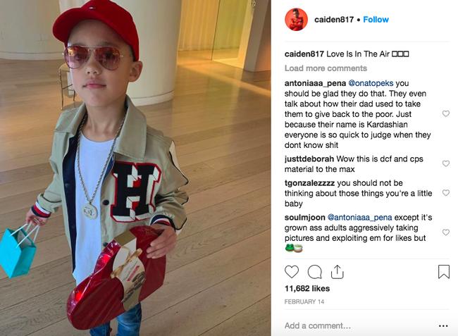 Trong khi lắm người đang ế mòn mỏi thì con gái 5 tuổi của Kim Kardashian được bạn trai tặng hẳn vòng Tiffany & Co. - Ảnh 5.