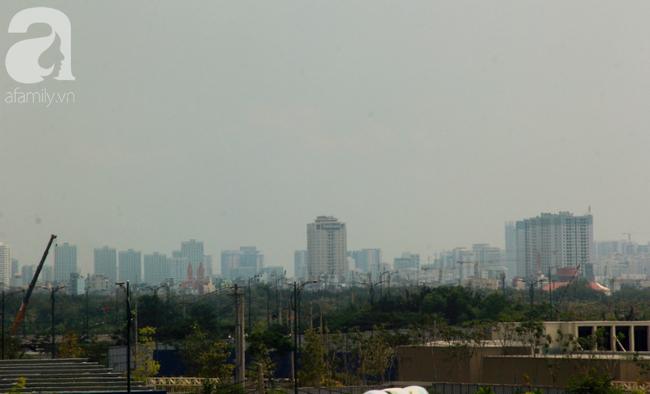 TP.HCM năm 2019: Ngột ngạt vì ô nhiễm không khí, các chỉ số vượt ngưỡng an toàn, đi đâu cũng thấy rác thải - Ảnh 16.