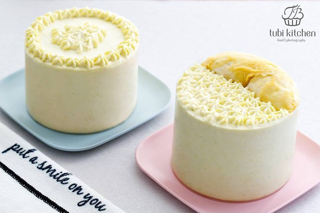 Đây là công thức bánh kem sầu riêng khiến các chị em đứng ngồi không yên trong 2 ngày cuối tuần vừa qua - Ảnh 3.