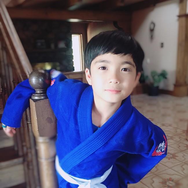 Diện mạo hiện tại của Mason Moon - nhóc tỳ hot nhất châu Á một thời, đáng chú ý nhất lại chính là ông bố cực phẩm của đứa trẻ - Ảnh 12.