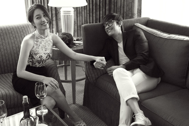 Giữa lùm xùm Song Joong Ki - Song Hye Kyo ly hôn, bà xã của Lee Byung Hun bất ngờ nhận được vô số lời khen vì nhan sắc - Ảnh 6.