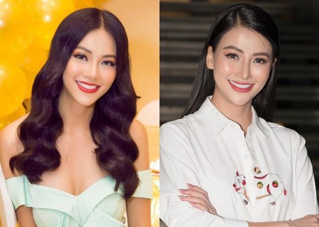 Đụng hàng hết Kỳ Duyên lại Diệp Lâm Anh, nhưng khuôn mặt của Miss Earth Phương Khánh mới là điều dân tình chú ý - Ảnh 6.
