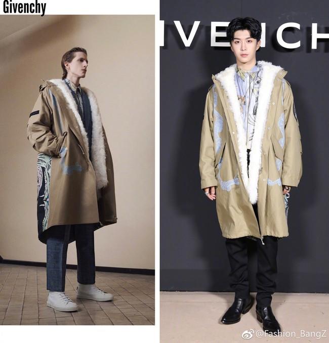 """Ngày """"em hơn chị"""" đã đến: Em trai Phạm Băng Băng cao vượt mặt đàn chị, điển trai ngời ngời tại show Givenchy - Ảnh 5."""