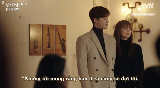 Phụ lục tình yêu: Chọn yêu Lee Na Young, Lee Jong Suk bị bố mẹ vợ hụt hành hạ lên bờ xuống ruộng - Ảnh 8.