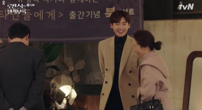 Phụ lục tình yêu: Chọn yêu Lee Na Young, Lee Jong Suk bị bố mẹ vợ hụt hành hạ lên bờ xuống ruộng - Ảnh 1.
