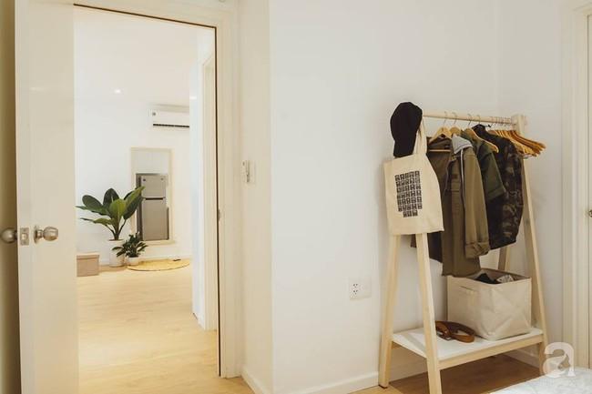 Căn hộ 63m² đẹp hút hồn nhờ thiết kế theo phong cách Nhật của chàng trai độc thân ở Sài Gòn - Ảnh 19.