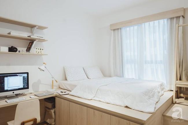 Căn hộ 63m² đẹp hút hồn nhờ thiết kế theo phong cách Nhật của chàng trai độc thân ở Sài Gòn - Ảnh 17.