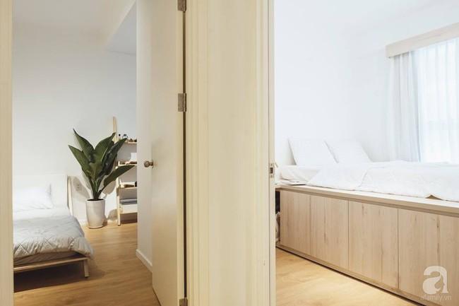 Căn hộ 63m² đẹp hút hồn nhờ thiết kế theo phong cách Nhật của chàng trai độc thân ở Sài Gòn - Ảnh 16.