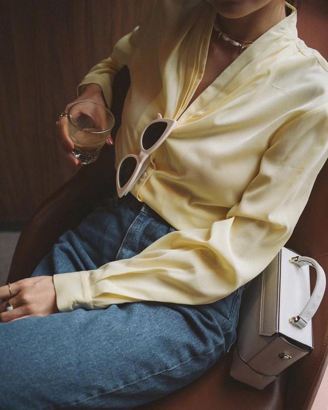 4 tips từ các quý cô làm thời trang sẽ cho bạn thấy: Không cần tốn nhiều tiền bạc công sức, ai cũng có thể mặc đẹp   - Ảnh 3.
