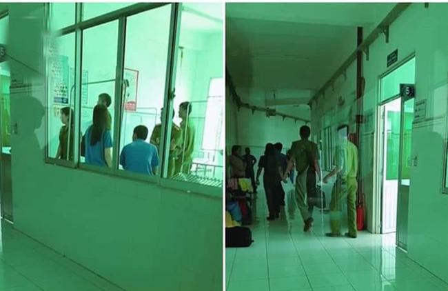 Đồng Tháp: Điều tra nghi án sản phụ vừa sinh con 1 ngày tuổi bị yêu râu xanh hiếp dâm, đập đầu vào bồn cầu ngay trong bệnh viện - Ảnh 2.