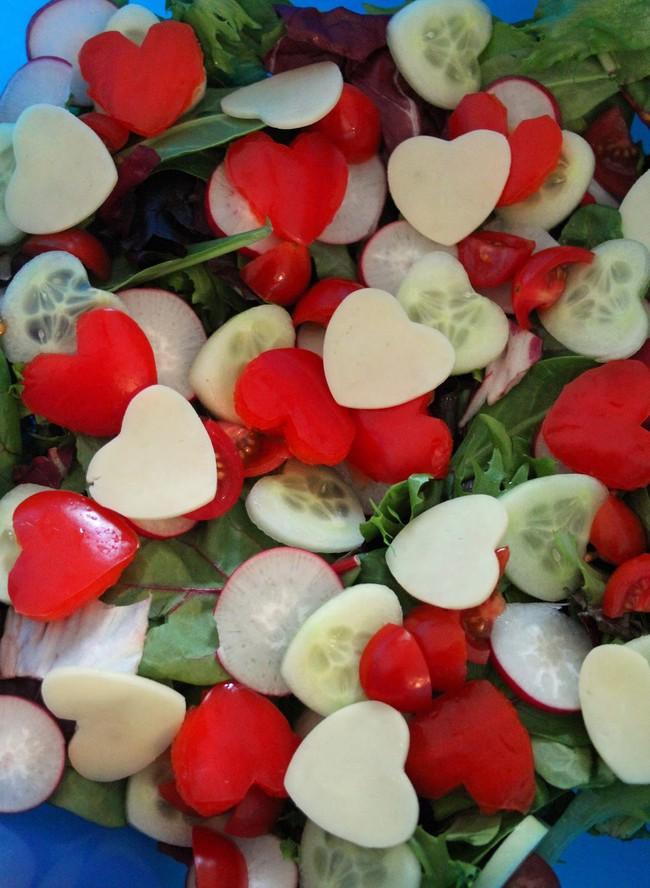 8/3 các anh chỉ cần làm mấy món salad này tặng vợ thì các chị vui cả mấy ngày! - Ảnh 4.