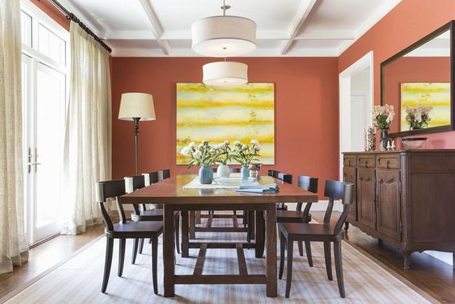 Nâng tầm phòng ăn gia đình chỉ với một món đồ vô cùng giản đơn lại quen thuộc - Ảnh 1.