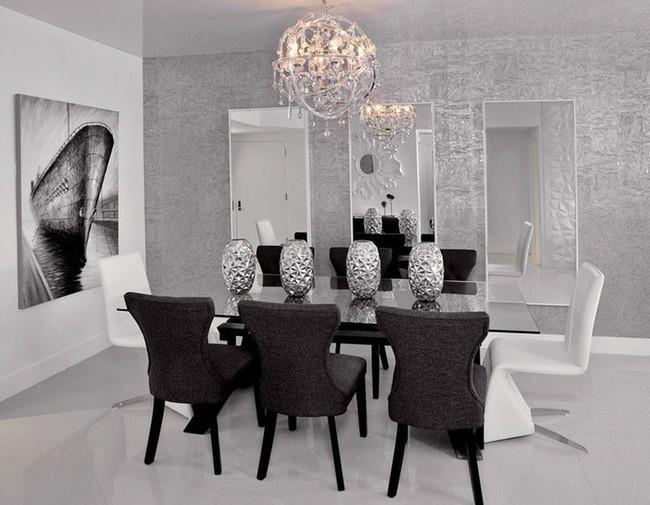 Nâng tầm phòng ăn gia đình chỉ với một món đồ vô cùng giản đơn lại quen thuộc - Ảnh 3.