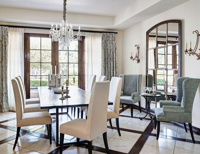 Nâng tầm phòng ăn gia đình chỉ với một món đồ vô cùng giản đơn lại quen thuộc - Ảnh 6.