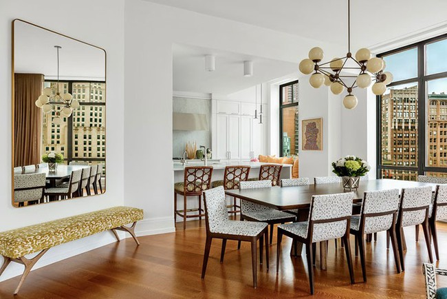 Nâng tầm phòng ăn gia đình chỉ với một món đồ vô cùng giản đơn lại quen thuộc - Ảnh 13.