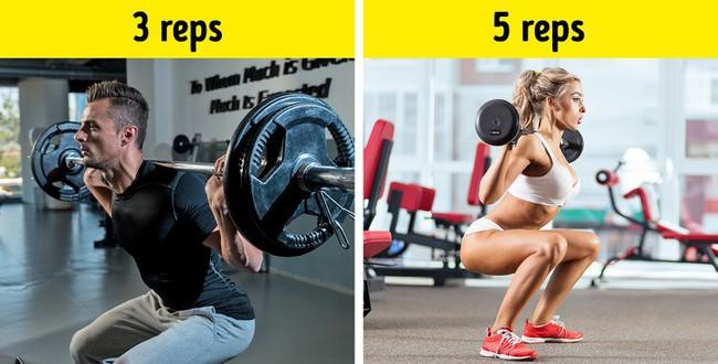 Người khôn ngoan phải nắm được 6 thông tin quan trọng này thì việc tập luyện sẽ hiệu quả hơn - Ảnh 3.