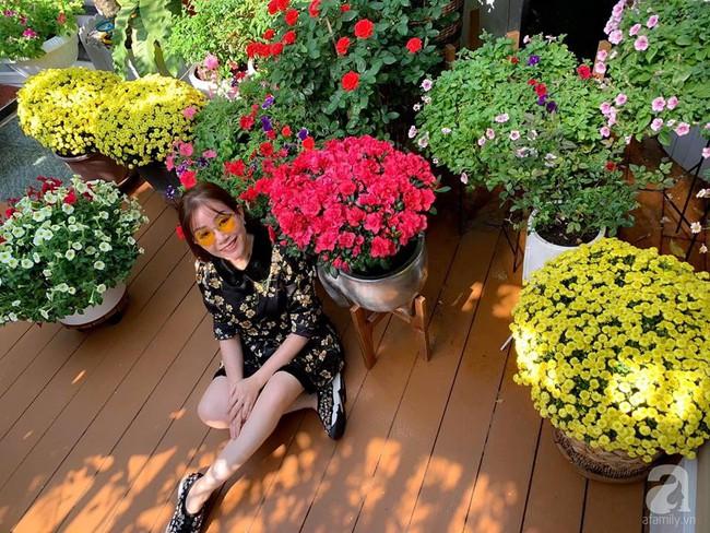 """Người phụ nữ tự lên ý tưởng cải tạo, thiết kế khu vườn sân thượng rộng 200m² thành trang trại """"trên không"""" vô cùng tươi tốt ở Sài Gòn - Ảnh 3."""