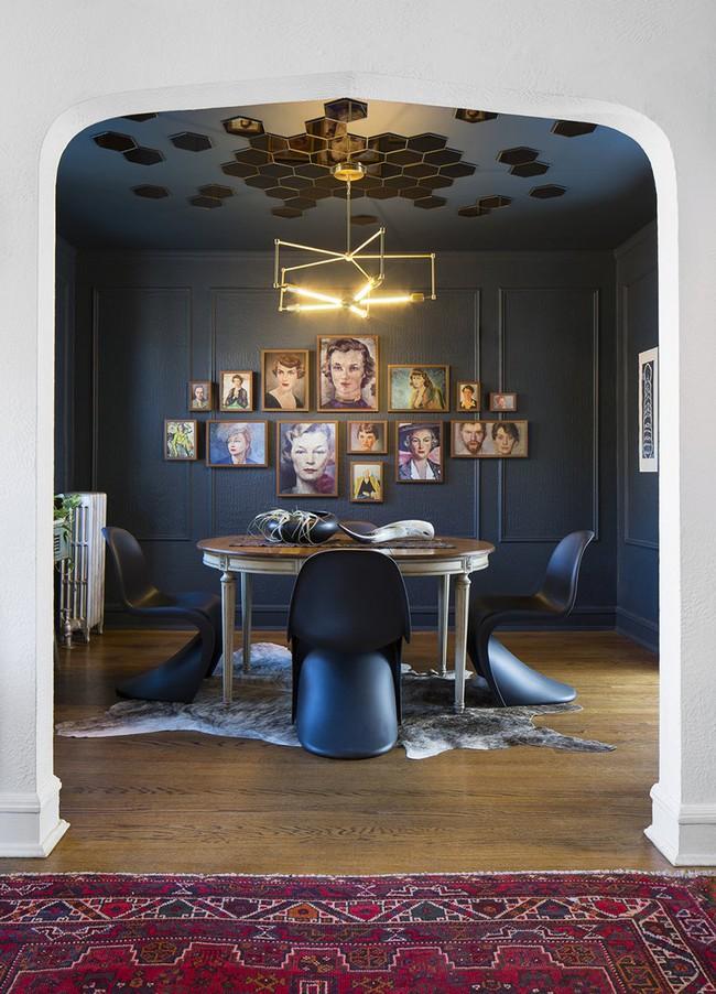 Không cần phải đắn đo nhiều vì bàn tròn luôn là lựa chọn tuyệt vời cho phòng ăn gia đình - Ảnh 18.