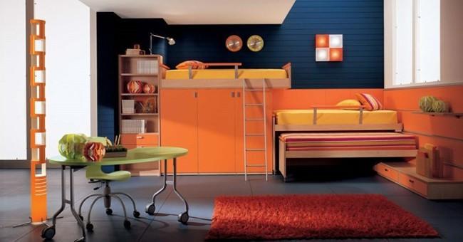 9 thiết kế phòng ngủ cho bé cực đẹp và thông minh nhờ nội thất đa năng - Ảnh 1.