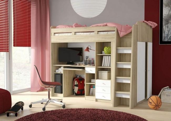 9 thiết kế phòng ngủ cho bé cực đẹp và thông minh nhờ nội thất đa năng - Ảnh 7.