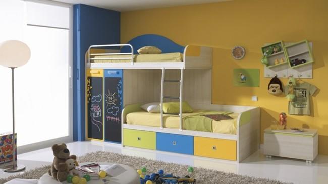 9 thiết kế phòng ngủ cho bé cực đẹp và thông minh nhờ nội thất đa năng - Ảnh 8.