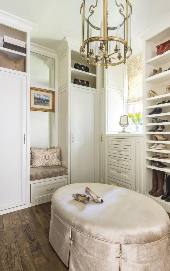 Làm thế nào để biến tủ quần áo của bạn thành một tác phẩm thiết kế siêu ấn tượng? - Ảnh 4.