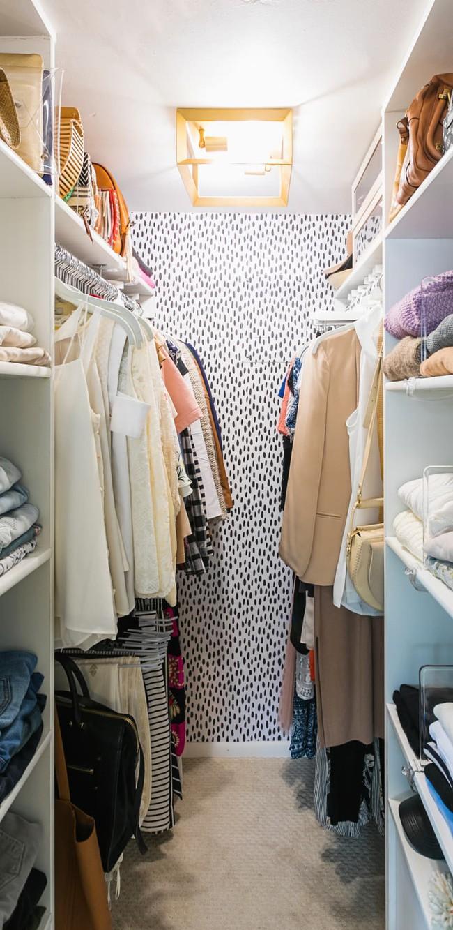 Làm thế nào để biến tủ quần áo của bạn thành một tác phẩm thiết kế siêu ấn tượng? - Ảnh 5.