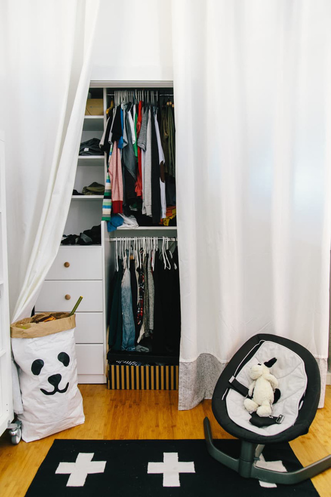 Làm thế nào để biến tủ quần áo của bạn thành một tác phẩm thiết kế siêu ấn tượng? - Ảnh 6.