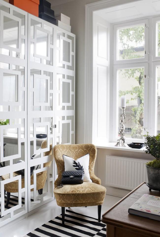 Làm thế nào để biến tủ quần áo của bạn thành một tác phẩm thiết kế siêu ấn tượng? - Ảnh 7.