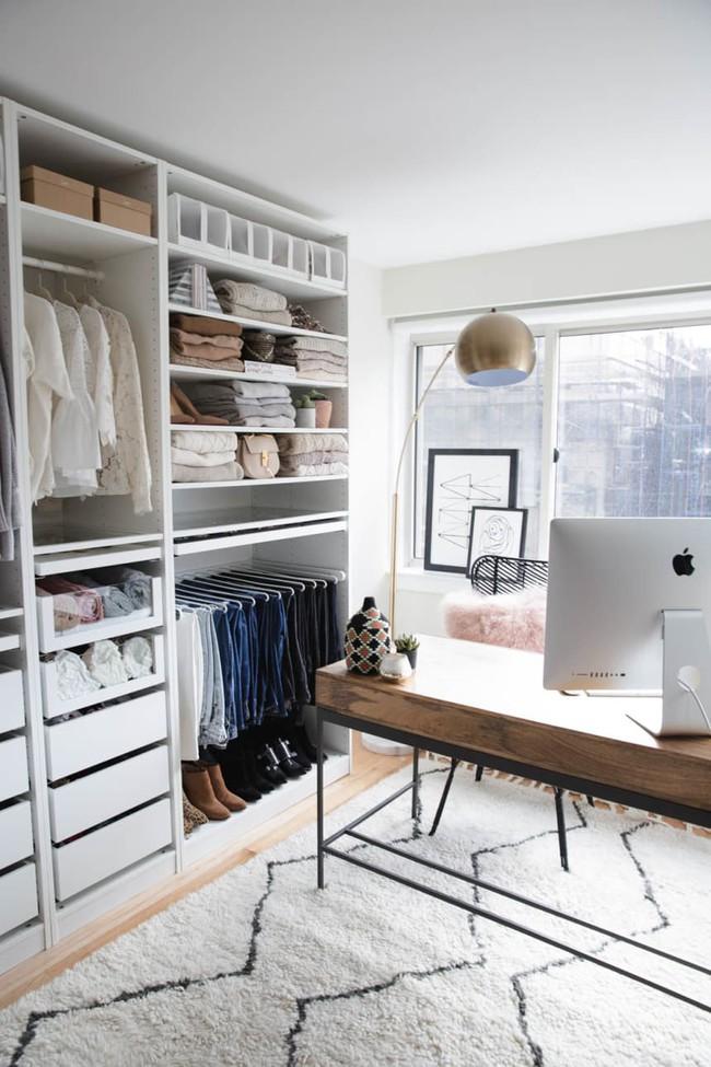 Làm thế nào để biến tủ quần áo của bạn thành một tác phẩm thiết kế siêu ấn tượng? - Ảnh 8.