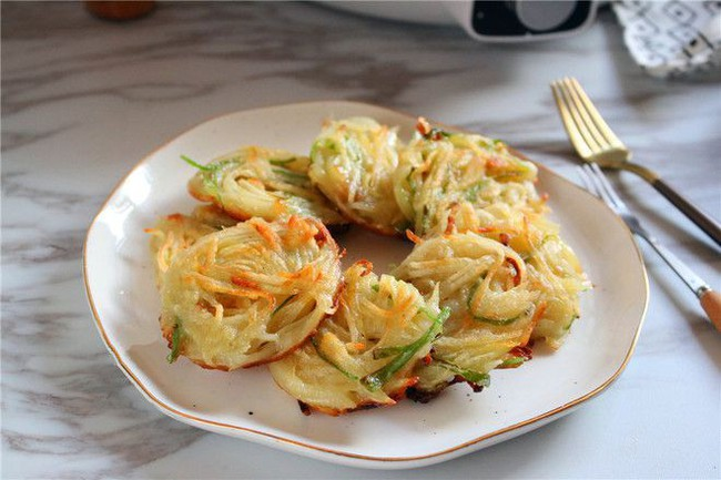 Lót dạ xế chiều với món bánh khoai tây chiên  - Ảnh 3.