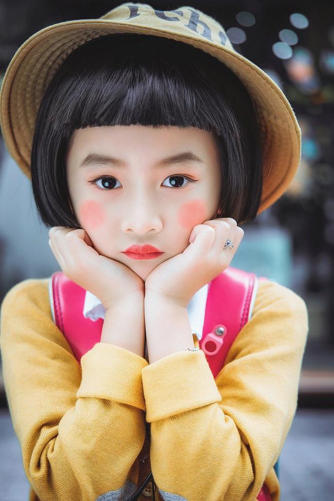 Bộ ảnh nhóc Maruko hồn nhiên, lí lắc xuất hiện ngay giữa Hà Nội khiến cộng đồng mạng ngả nghiêng - Ảnh 4.