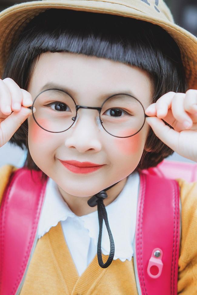 Bộ ảnh nhóc Maruko hồn nhiên, lí lắc xuất hiện ngay giữa Hà Nội khiến cộng đồng mạng ngả nghiêng - Ảnh 5.