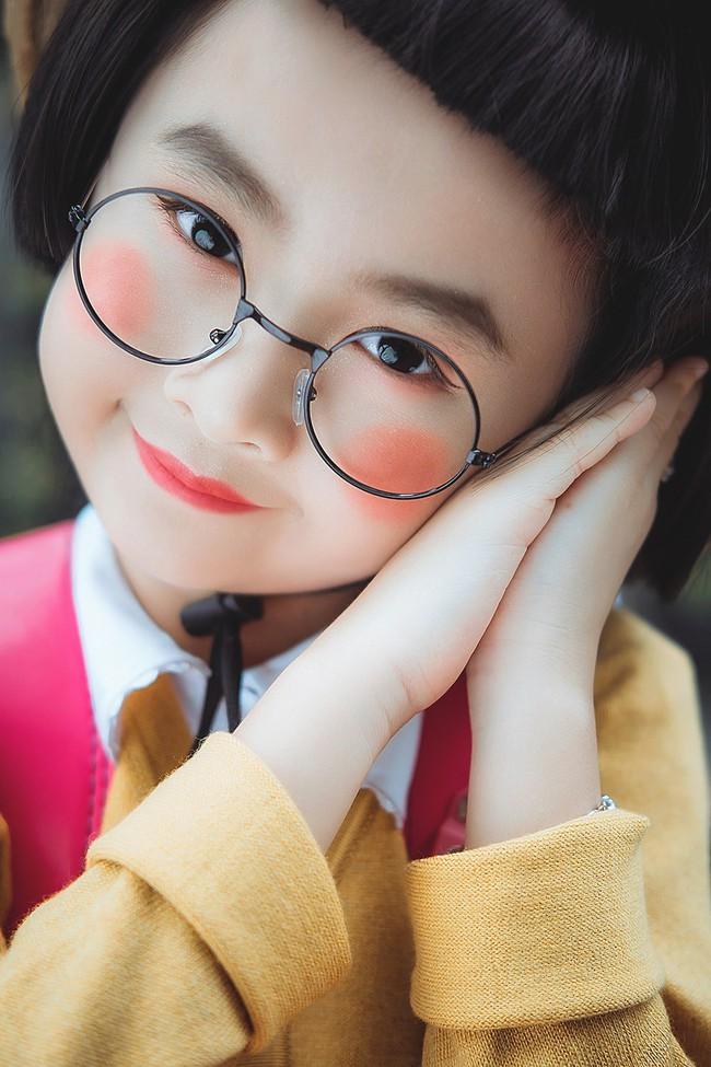 Bộ ảnh nhóc Maruko hồn nhiên, lí lắc xuất hiện ngay giữa Hà Nội khiến cộng đồng mạng ngả nghiêng - Ảnh 6.