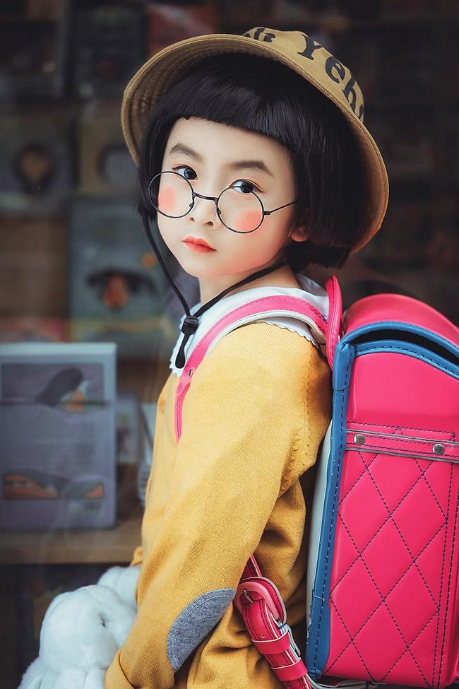 Bộ ảnh nhóc Maruko hồn nhiên, lí lắc xuất hiện ngay giữa Hà Nội khiến cộng đồng mạng ngả nghiêng - Ảnh 8.