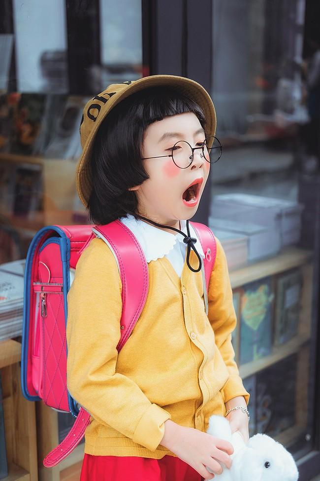 Bộ ảnh nhóc Maruko hồn nhiên, lí lắc xuất hiện ngay giữa Hà Nội khiến cộng đồng mạng ngả nghiêng - Ảnh 9.