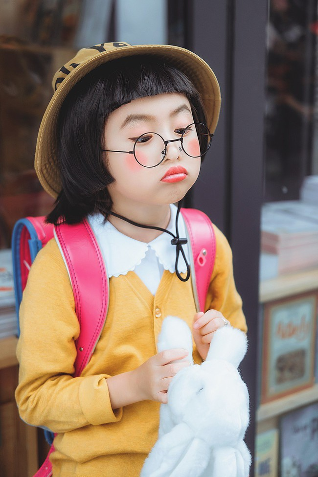 Bộ ảnh nhóc Maruko hồn nhiên, lí lắc xuất hiện ngay giữa Hà Nội khiến cộng đồng mạng ngả nghiêng - Ảnh 10.