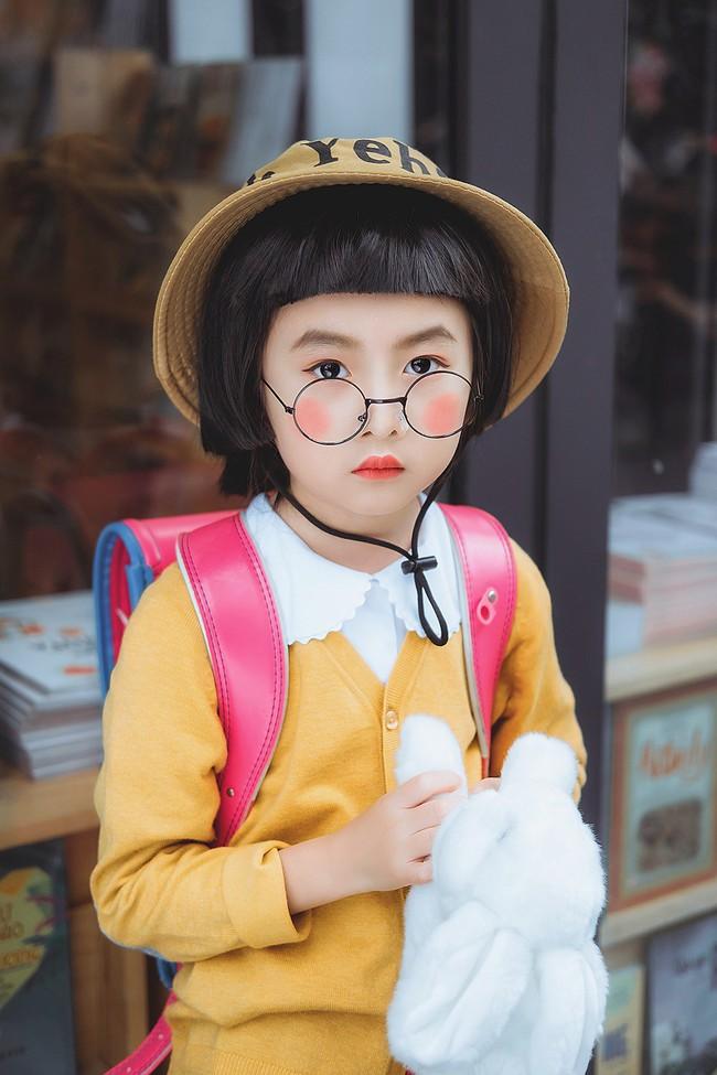 Bộ ảnh nhóc Maruko hồn nhiên, lí lắc xuất hiện ngay giữa Hà Nội khiến cộng đồng mạng ngả nghiêng - Ảnh 11.