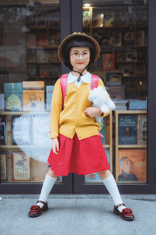 Bộ ảnh nhóc Maruko hồn nhiên, lí lắc xuất hiện ngay giữa Hà Nội khiến cộng đồng mạng ngả nghiêng - Ảnh 12.