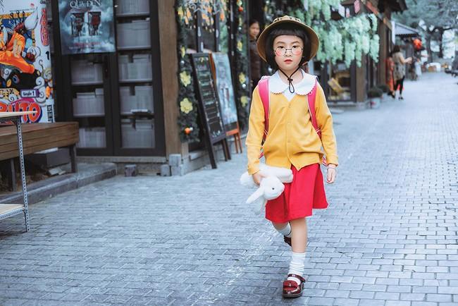Bộ ảnh nhóc Maruko hồn nhiên, lí lắc xuất hiện ngay giữa Hà Nội khiến cộng đồng mạng ngả nghiêng - Ảnh 13.